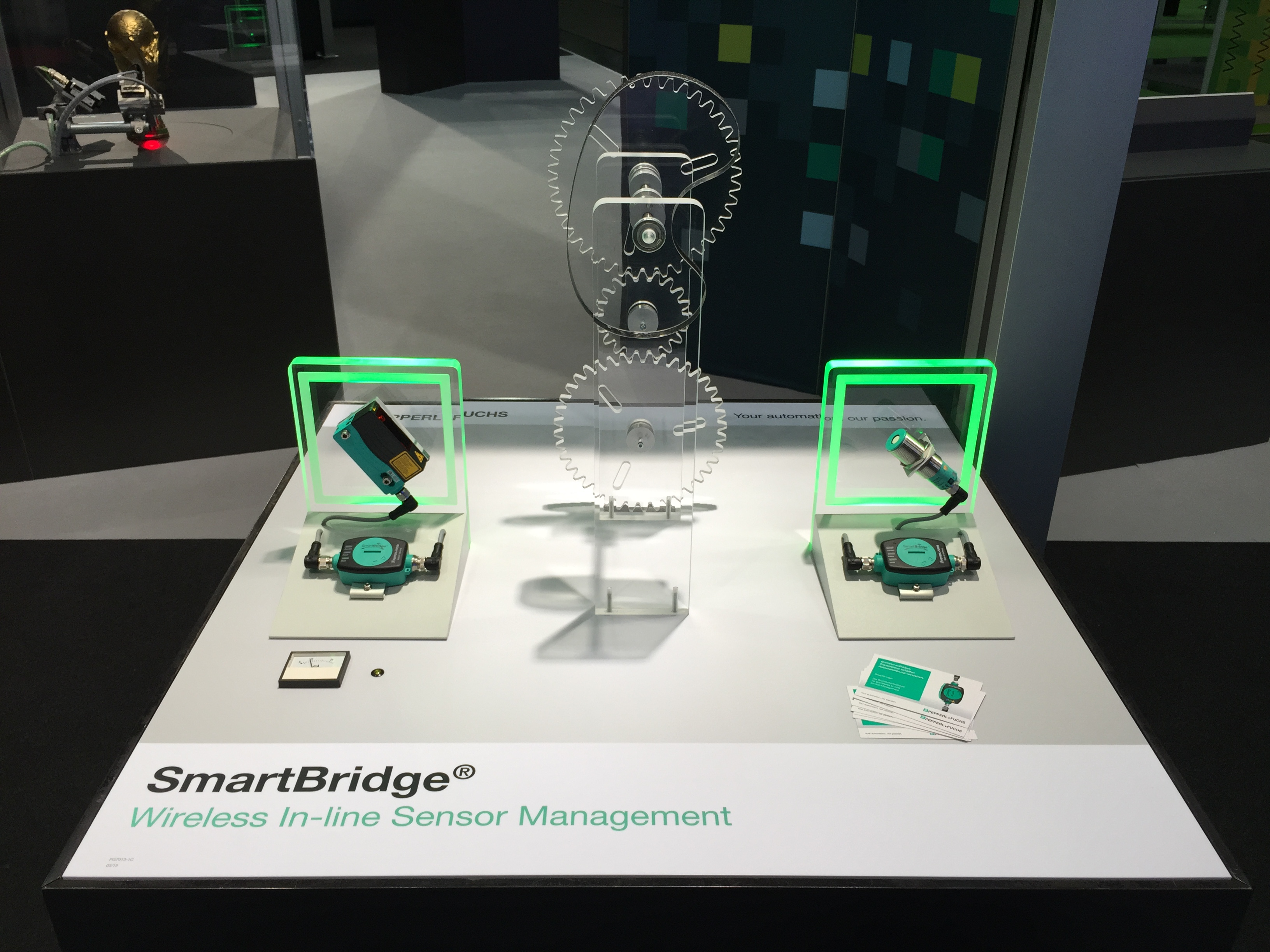 SmartBridge-Adapter und -App